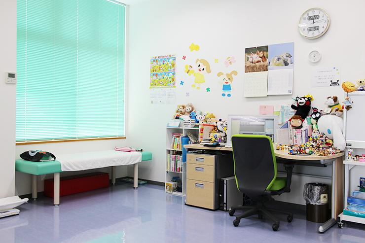 診察室(一般外来・大人)(小児科)